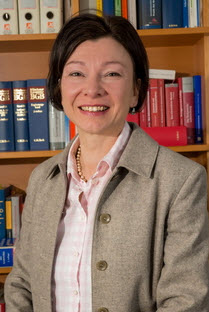 Rechtsanwältin Claudia Rudholzner